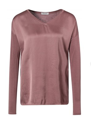 Basic v-neck top lm